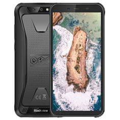 iGET Blackview BV5500PRO mobilni telefon, crni