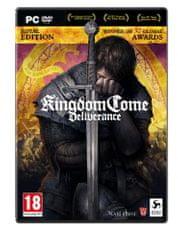 Kingdom Come: Deliverance CZ - Royal Edition (PC)