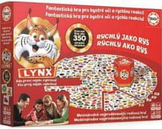EDUCA Igra: Brzo, kao što je ris, 350 sličica
