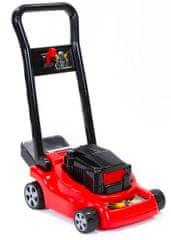 Frabar Detská kosačka na trávu De Lux červená