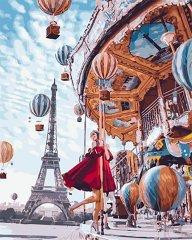 KREASVET BALÓNY V PAŘÍŽI