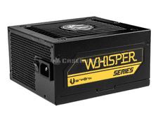 BitFenix napajalnik Whisper M 80 Plus Gold, modularni, 550 W - Odprta embalaža