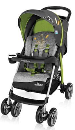 Baby Design Walker Lite sportska kolica, zelena