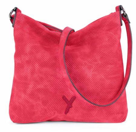 Suri Frey crossbody kabelka Romy Basic 11585 červená