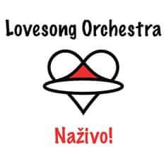 Lovesong Orchestra: Naživo! - CD