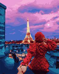 KREASVET FOLLOW ME. STŘECHA PAŘÍŽE