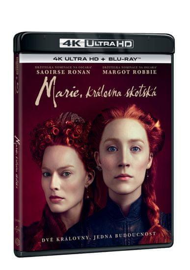 Marie, královna skotská (2 disky) - Blu-ray + 4K Ultra HD