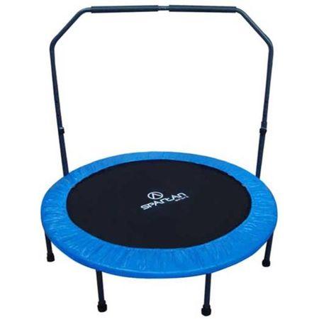 Spartan trampolin z držalom, 120cm
