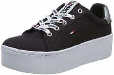 Tommy Hilfiger Dámske tenisky Tommy Jeans Flatform Sneaker EN0EN00237-403