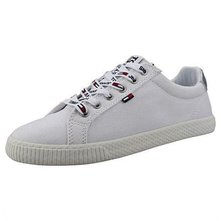 76ed493d5 Dámske tenisky Tommy Jeans Casual Sneaker EN0EN00602-100 (Veľkosť 36) ...