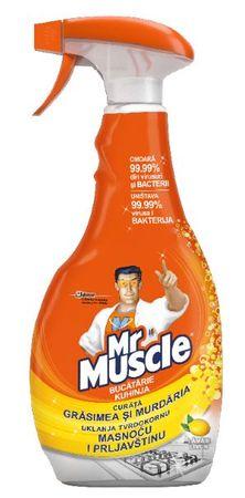 MR MUSCLE čistilo za kuhinjo, 500ml
