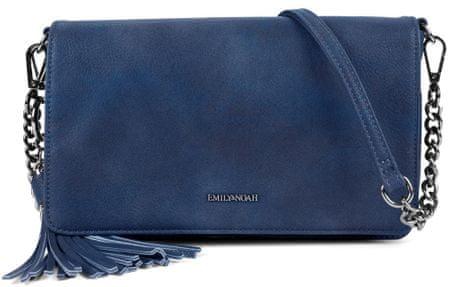 Emily & Noah crossbody kabelka Selina 61742 tmavě modrá