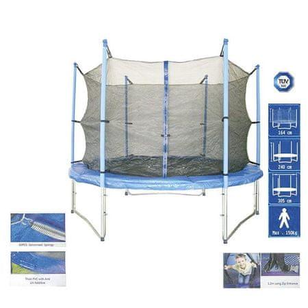 Spartan zaščitna mreža za trampolin, 305cm