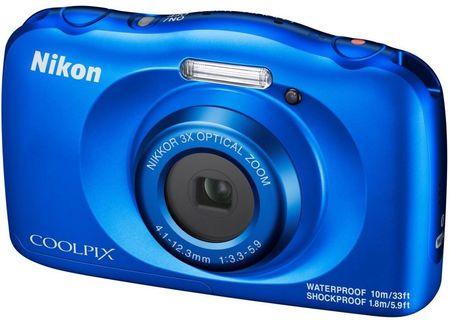Nikon Coolpix W150, digitalni fotoaparat modra