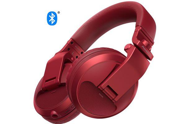fejhallgató Bluetooth vezeték nélküli pioneer hdj-x5bt kábeles csatlakozás lehetősége 6,3 mm adapter jeltartomány 10 m hatótávolságon belül