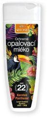 Bione Cosmetics Ochranné opaľovacie mlieko SPF 22 (Sun Milk SPF 22) 200 ml