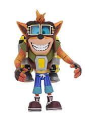 NECA crash bandicoot - 7 action figure - deluxe