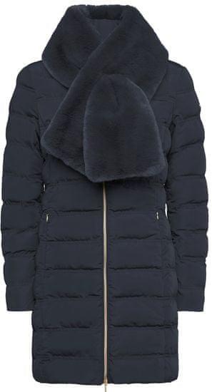 Geox dámsky kabát Eliska W9428J T2581 F4386 XS tmavo modrá