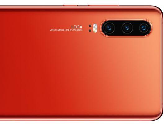 huawei p30 dual sim potrójna kamera najlepsze zdjęcia 40 mpx 128 gb pamięci wewnętrznej