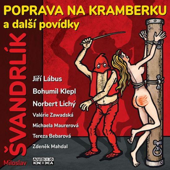 Švandrlík Miroslav: Poprava na Kramberku a další povídky - MP3-CD