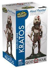 NECA God of War - head knocker - Kratos, figura