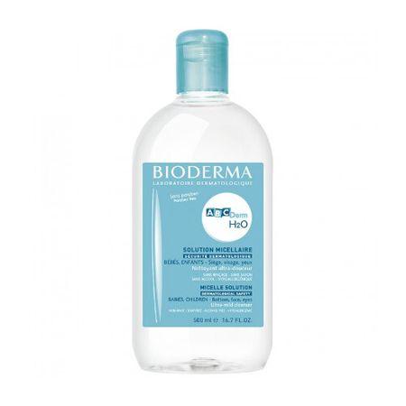 Bioderma A Micellar (Solution Micellaire) H2O (Solution Micellaire) 500 ml tisztítása