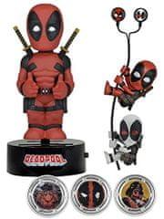 NECA Marvel - Limited edition deadpool gift set, figura