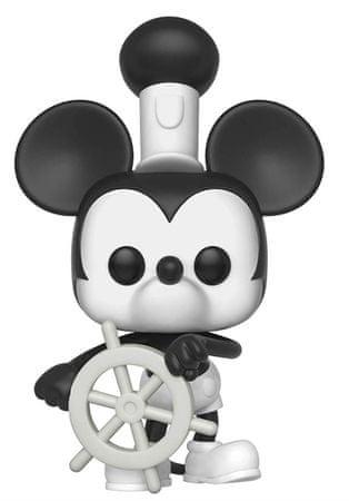 Funko POP Disney figurica Mickeys 90th Anniversary Steamboat Willie