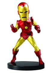 NECA Marvel classic-head knocker-Iron man, figura