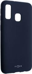 Fixed Zadní pogumovaný kryt Story pro Samsung Galaxy A40, modrý FIXST-400-BL