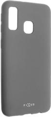 Fixed Etui gumowane Story do Samsung Galaxy A40, szare FIXST-400-GR