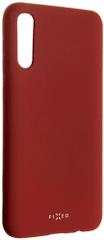 Fixed Zadný pogumovaný kryt Story pre Samsung Galaxy A50, červený FIXST-401-RD