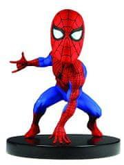 NECA Marvel classic-head knocker-Spider man, figura