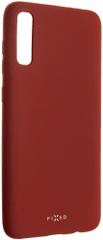 Fixed Zadní pogumovaný kryt Story pro Samsung Galaxy A70, červený FIXST-402-RD
