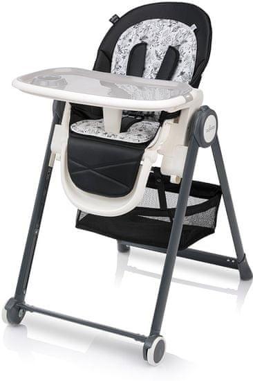 Baby Design Penne Black - rozbalené