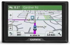 Garmin Drive 51S Lifetime Europe45 + uchwyt do kratki wentylacyjnej