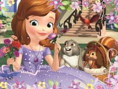 Trefl Puzzle Princezna Sofie První Voňavé růže 30 dílků