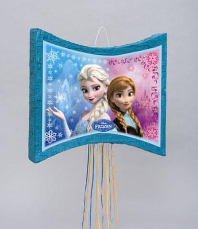 Piňata Frozen - Ľadové Kráľovstvo - ťahaná