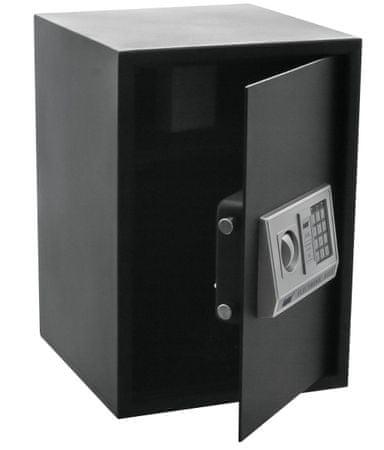 Asist Trezor s numerickým kódem 350 × 370 × 500 mm ST51BN