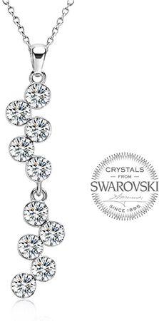 Levien Kristalna ogrlica Chaton