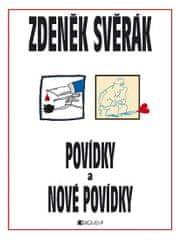 Svěrák Zdeněk: Povídky a Nové povídky - komplet 2 knihy