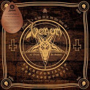 VENOM: In Nomine Satanas (2x CD) - CD