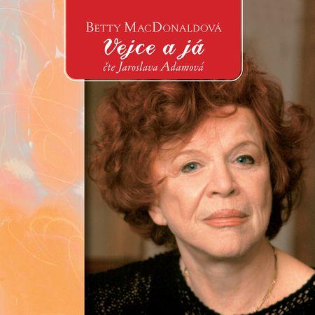 MacDonaldová Betty: Vejce a já - MP3-CD