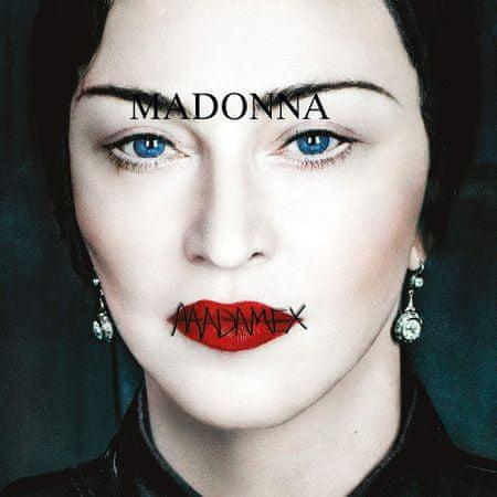 Madonna: Madame X - Black LP (2x LP) - LP