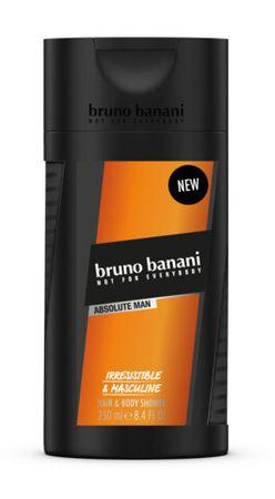 Bruno Banani Absolute Man - tusfürdő 250 ml