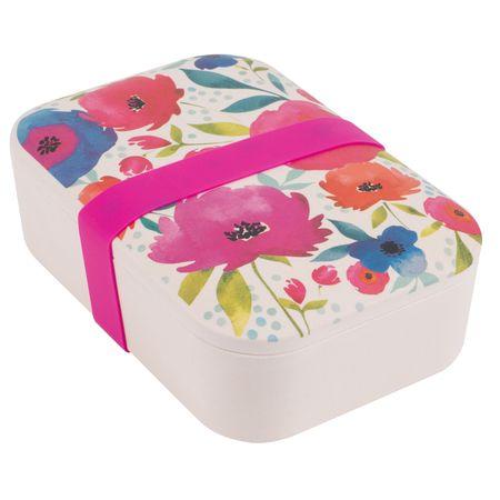 Portobello By Inspire bambusový svačinový box Possy