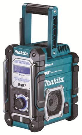 Makita DMR112 rádió DAB-bal és Bluetooth-szal