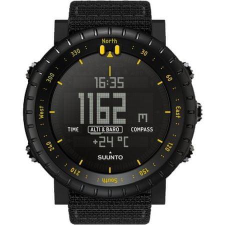 Suunto Core Regular Black Yellow SS050276000