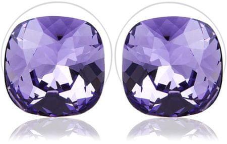Vicca Uhani Majhna kvadratna vijolična OI_405052_violet