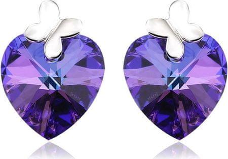 Vicca Purple Rainbow fülbevaló OI_440240_purple